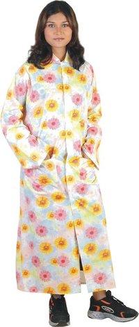 Ladies Printed Raincoats