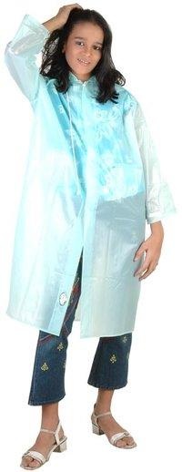 Day Night Girls Raincoat