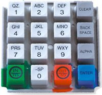 Silicon Rubber Keyboards