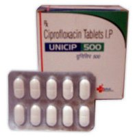 Ciflafin-250 & 500 Tablets