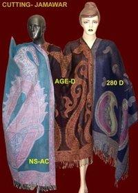 Wool Jamawar
