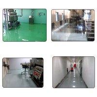 Industrial Epoxy Flooring System