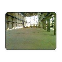 Floor-Hardener Broadcast System