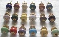 Designer Ceramic Knobs