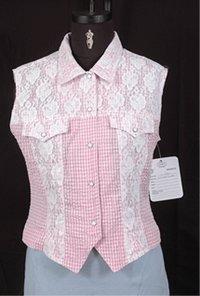 Ladies Sleeveless Garments