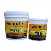 Wonder Acrylic Emulsion Paint