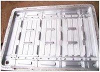 Cnc Machined/ Cast Aluminium Rotational Molds