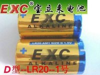 D Size LR20 Alkaline Battery