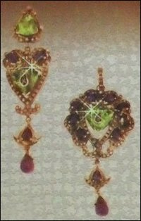 Antique Pendant Sets