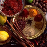 Spice Powders