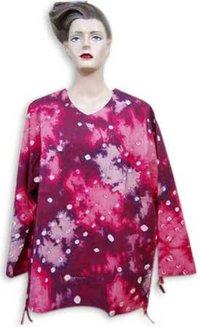 Ladies Cotton Full Sleeve Blouse