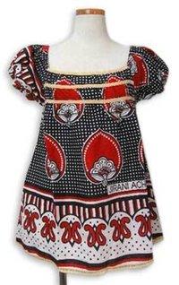 Ladies Cotton Trendy Blouse