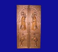 Meenakari Doors