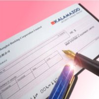 Cheque Printing Services