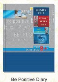 Be Positive Diaries