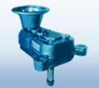 Aerator Gearboxes