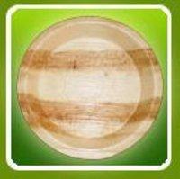 Round Shape Acra Leaf Plates