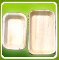 Rectangular Acra Leaf Plates
