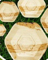Hexagonal Small Plates