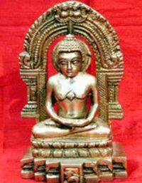 Lord Buddha Brass Sculpture