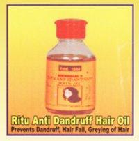 Ritu Anti Dandruff Hair Oil