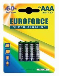LR03 Alkaline Battery