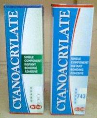 Cyanoacralate Adhesives