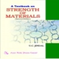 A Textbook On Strength Of Material