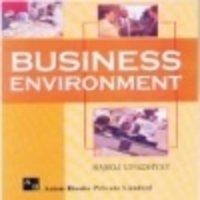 Business Environment Book