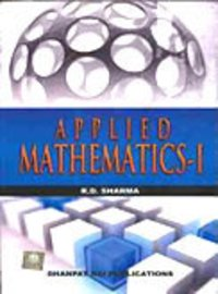 (Vol. I) Applied Mathematics Book