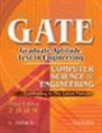 GATE Computer Science & Engineering Books