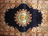 Ethnic Silk Carpets