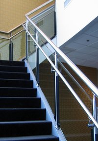Elegant Steel Railings