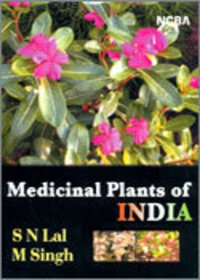 Medical Plants Of India Book