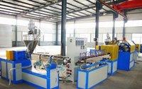 PVC Fiber Reinforced Soft Pipe Production Line