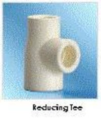 PPR Plumbing Pipe Reducing Tee