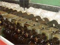 Transmission System For Roller Kiln
