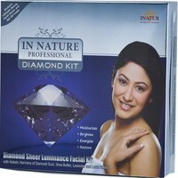 Mini Diamond Sheer Luminance Facial Kit