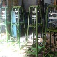 Areca Nut Sheath Plates And Tray Making Machine
