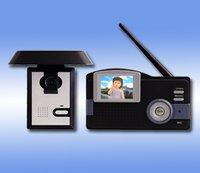 2.4g Digital Wireless Video Door Phone