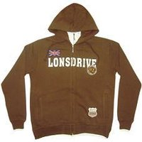 Chocolate Brown Color Pullover