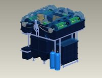 Packaged STP RBC Unit