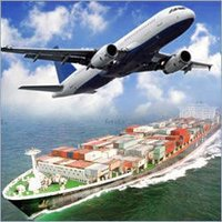 Import Air And Sea Freight Services