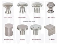 Steel Drawer Knobs