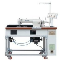 Automatic Visor Stitching Machine