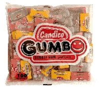 Gumbo Bubble Gums