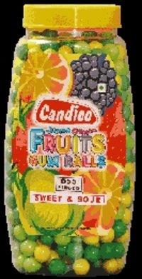 Jumbo Gumbo Fruits Gum Balls