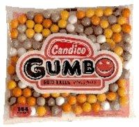 Gumbo Gum Balls