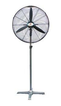 Industrial Pedestal Floor Fan