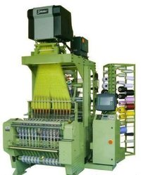 Label Needle Loom Machine